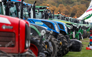 Varios tractores
